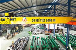 Factory scale - The production capacity of Viet Mechanicạl