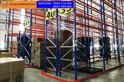 What is VNA? Very Narrow Aisle Racking System