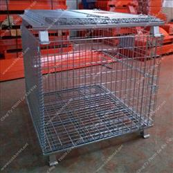 Powder Coating Steel Heavy-duty Pallet