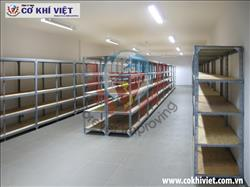 Multi-function Slotted Angle Shelving
