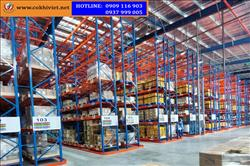 VNA Racking System - The best choice for heavy products, high storage density